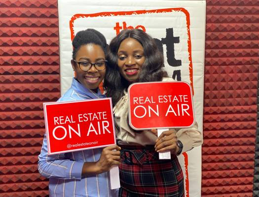 Real Estate On Air Season 13 Episode 9 - Meet Ola Awodipe and Andrea Cameron-Cole of Mixta Africa on Real Estate on Air