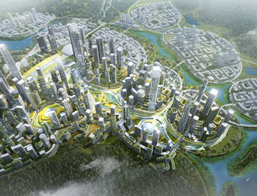 What Should Cities Be Like in 2050?